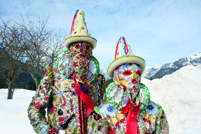 Fasching in Bad Aussee